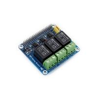 Waveshare RPi Relay Board - voor Raspberry Pi