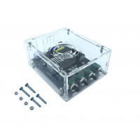 Case for TPA3116 2x50W Audio Amplifier - Bass-Mid-Treble Control