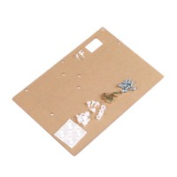 Mounting Plate- 16*2 LCD - Breadboard 830 - for Arduino