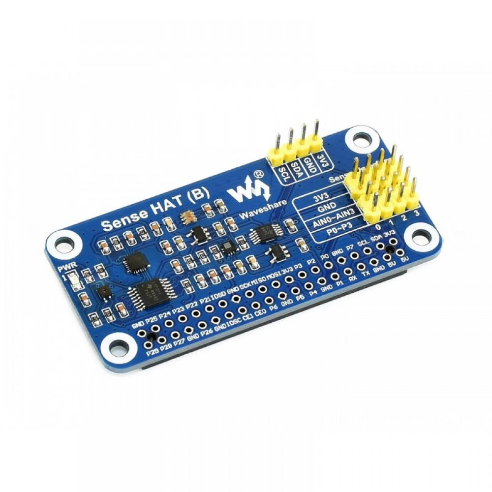 Waveshare Sense HAT (B) voor Raspberry Pi