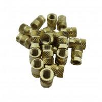 Threaded Insert M6 - 12.7mm - 20 pieces
