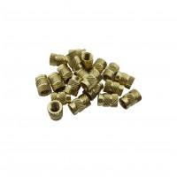 Threaded Insert M5 - 9.5mm - 20 pieces