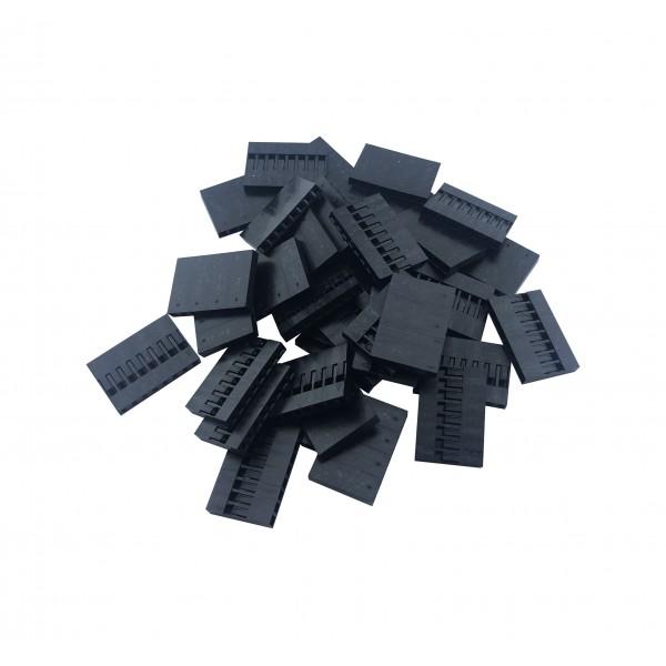 DuPont Plastic Behuizing - 8P - 1000 stuks