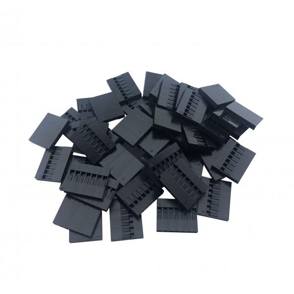 Dupont Plastic Behuizing - 7P - 1000 stuks