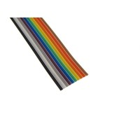Flatcable - Colored - 0.5m - 1.27mm
