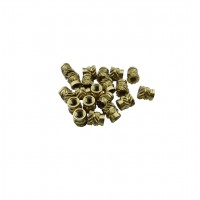 Threaded Insert M2.5 - 5.8mm - 20 pieces