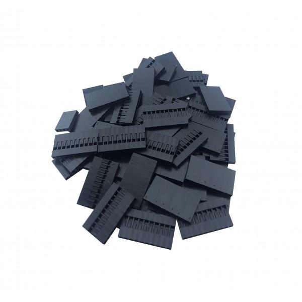 Dupont Plastic Behuizing - 10P - 1000 stuks