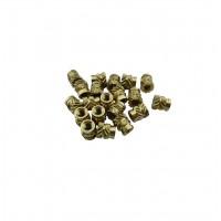 Threaded Insert M2.5 - 5.0mm - 20 pieces