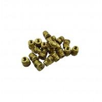 Threaded Insert M2 - 5.0mm - 20 pieces
