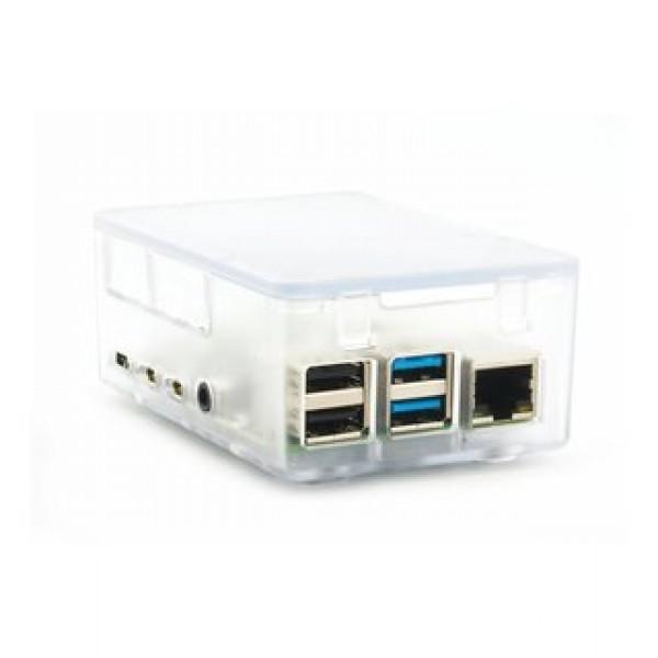 HighPi Raspberry Pi 4 Case - Transparant