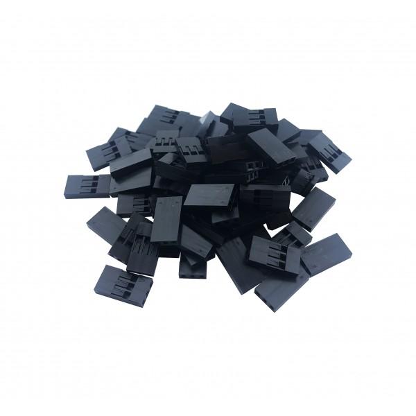 Dupont Plastic Connector Housing - 3P - 1000 pieces