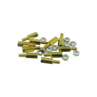 M3 Spacer - 10mm height - 6mm thread height