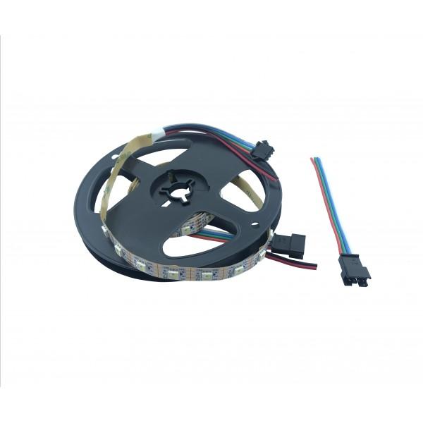 WS2813 Digitale 5050 RGBW LED Strip - 60 LEDs 1m
