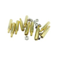 M3 Spacer - 20mm height - 6mm thread height