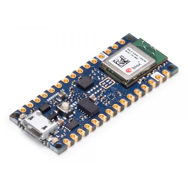 Arduino Nano 33 BLE - Separate Headers