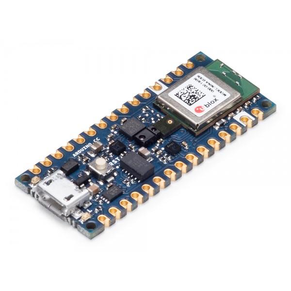 Arduino Nano 33 BLE Sense - Separate Headers