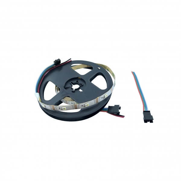 WS2813 Digitale 5050 RGBW LED Strip - 30 LEDs 1m