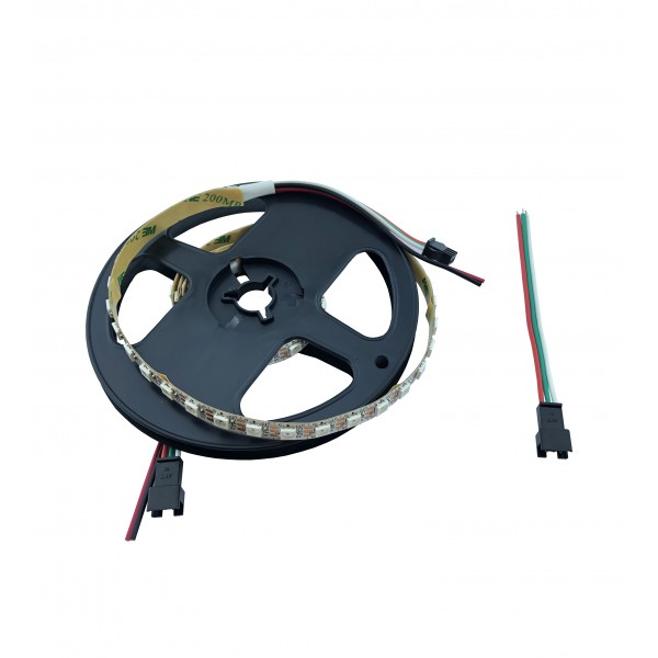WS2812B Digitale 5050 RGB LED Strip - 90 LEDs 1m