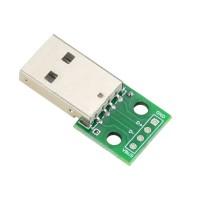 USB-A 2.0 Male naar DIP Adapter