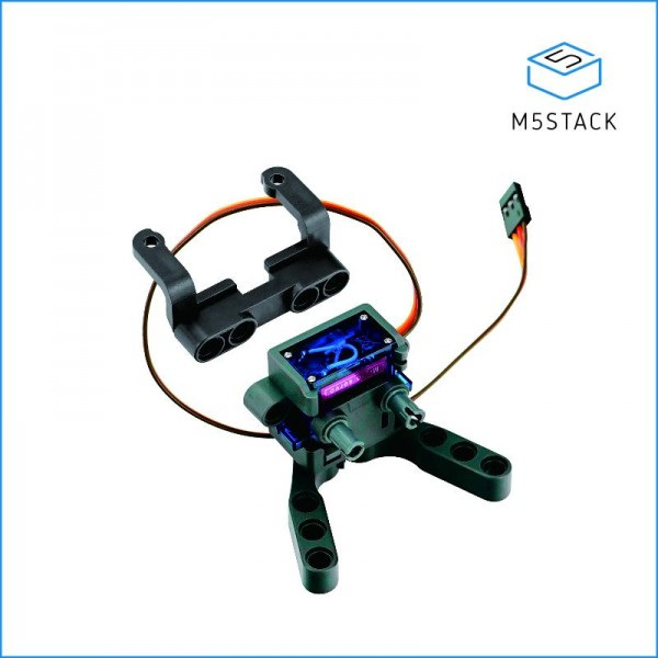 M5STACK Catch Unit - Robot Gripper - SG92R Servo