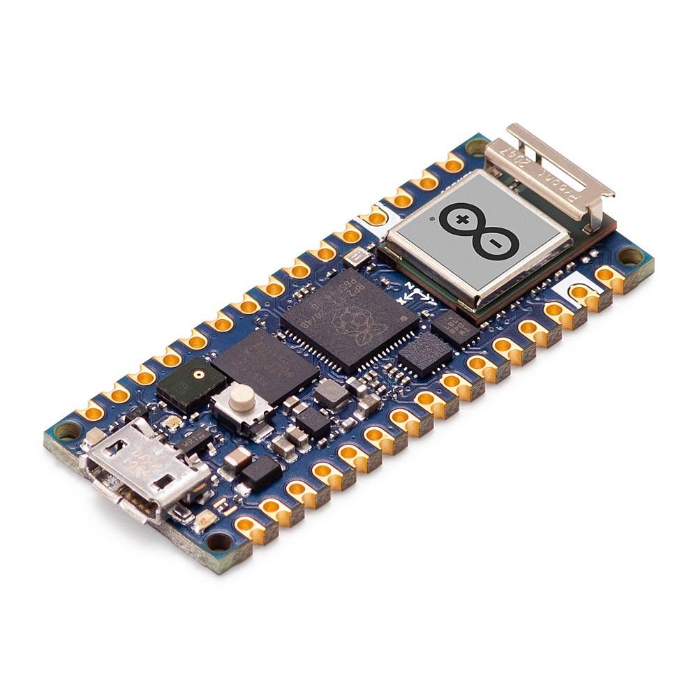 Arduino Nano RP2040 Connect - Losse Headers