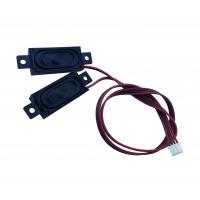Speaker Set - 8Ω 2W - met JST-PH Connector