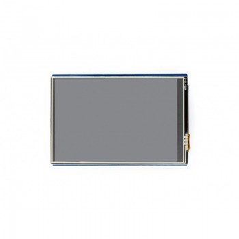 Waveshare 3.5 inch TFT Display Shield - 480*320 Pixels - with Touchscreen - Uno Compatible