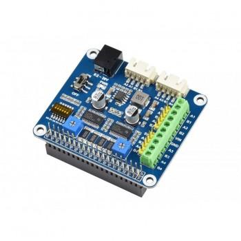 Waveshare Stepper Motor HAT - voor Raspberry Pi