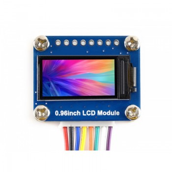 Waveshare 0.96 inch IPS-TFT-LCD Display - 160*80 Pixels - SPI