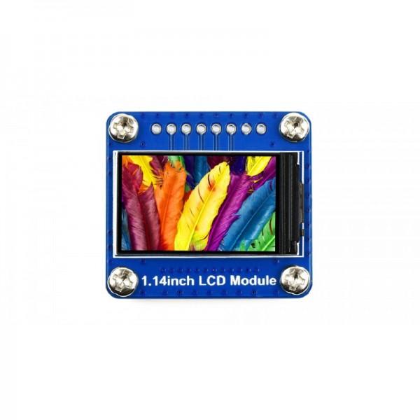 Waveshare 1.14 inch IPS-TFT-LCD Display - 240*135 Pixels - SPI