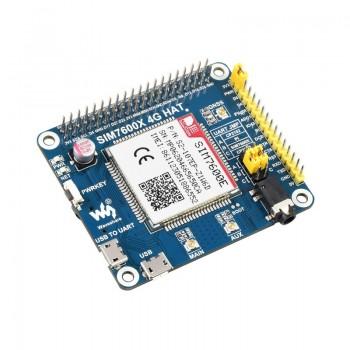 Waveshare SIM7600E LTE Cat-1 HAT - voor Raspberry Pi