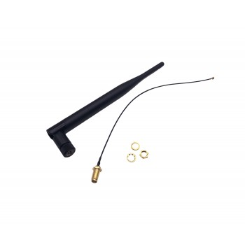 2.4GHz Antenne - SMA-uFL
