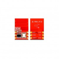 R4A 433MHz RF Receiver - 2-5.5V - SMD - Built-in Antenna