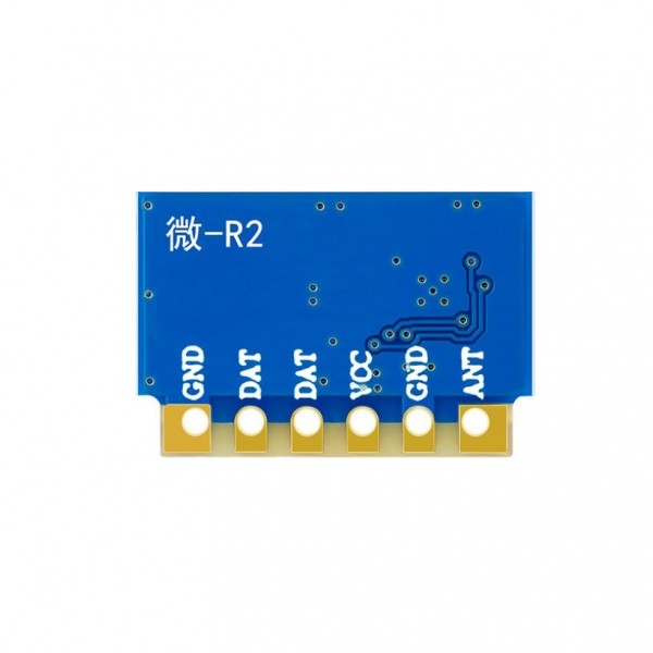R2 433MHz RF Receiver - 2.2-3.6V - Low Power