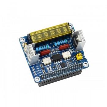 Waveshare 2-CH Triac HAT - AC Dimmer - 2 Kanalen - voor Raspberry Pi