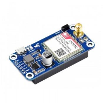 Waveshare SIM7070G Cat-M NB-IoT en GPRS HAT - voor Raspberry Pi