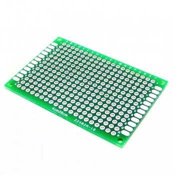 Experiment PCB 4cm*6cm - Double-sided