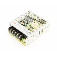 Mean Well Power Supply - 12V 4.2A - Switching Power Supply - LRS-50-12