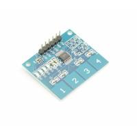 Touch Module TTP224 4-channel