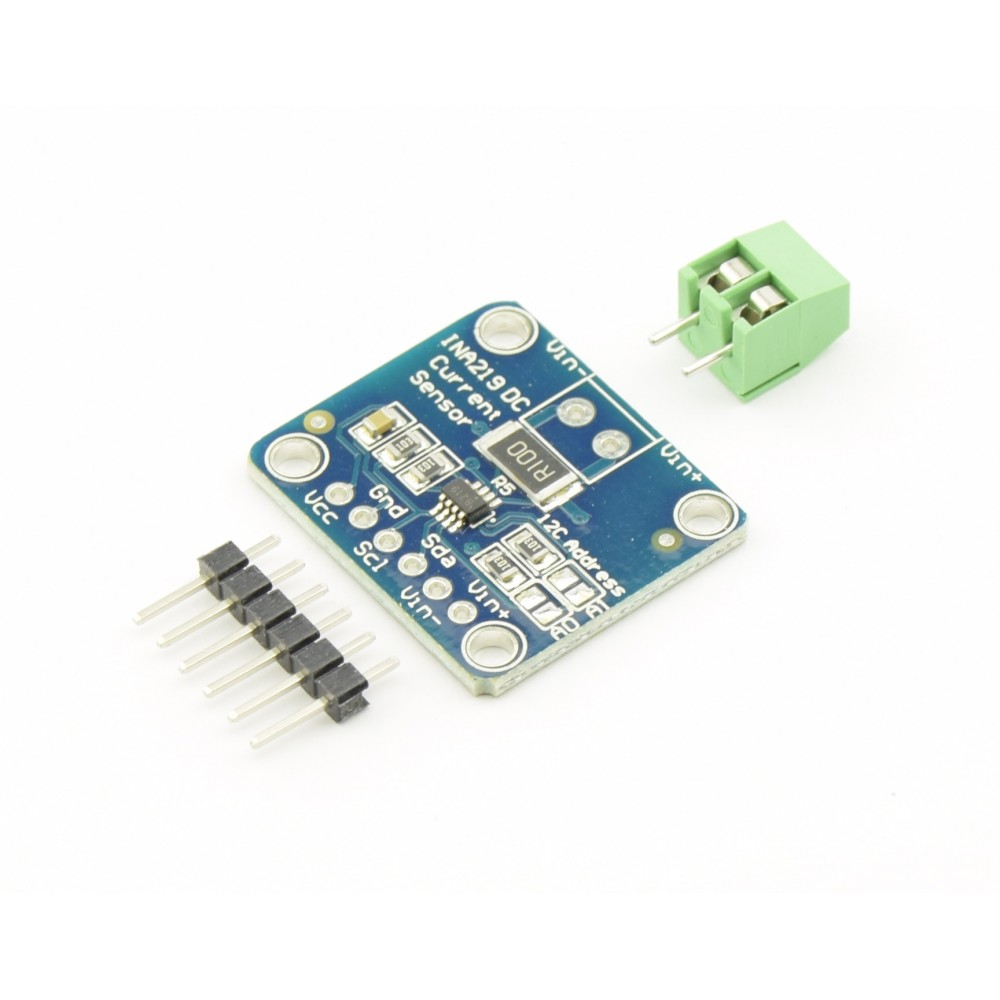 INA219 I2C DC Current and Voltage meter 3 2A Module - INA219B