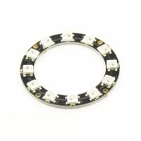 WS2812B Digital 5050 RGB LED Ring - 12 LEDs