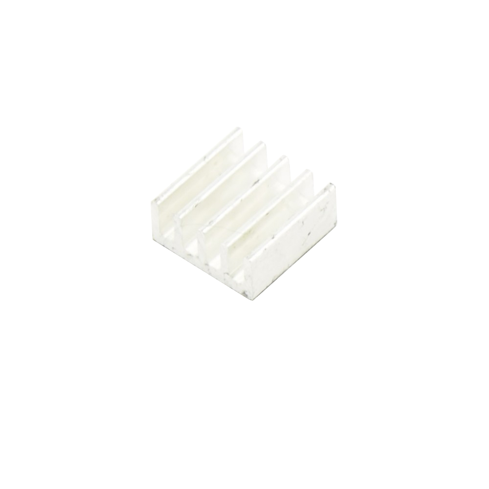 Heat Sink 11x11x5mm with adhesive layer