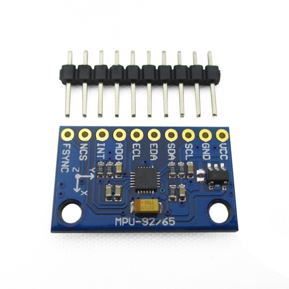 MPU-9250 Accelerometer - Gyroscope - Magnetometer 9DOF Module 3 3V-5V -  MPU9250