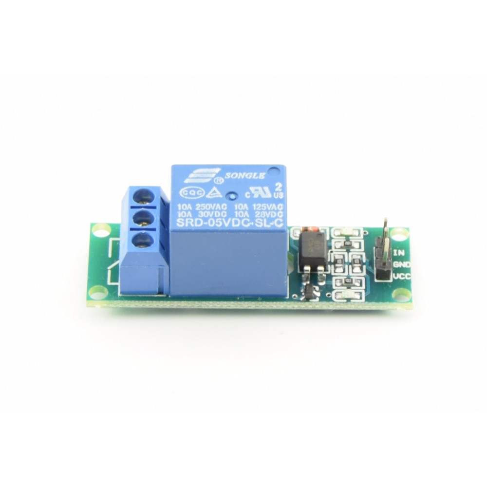 5V relais 1-channel laag-actief