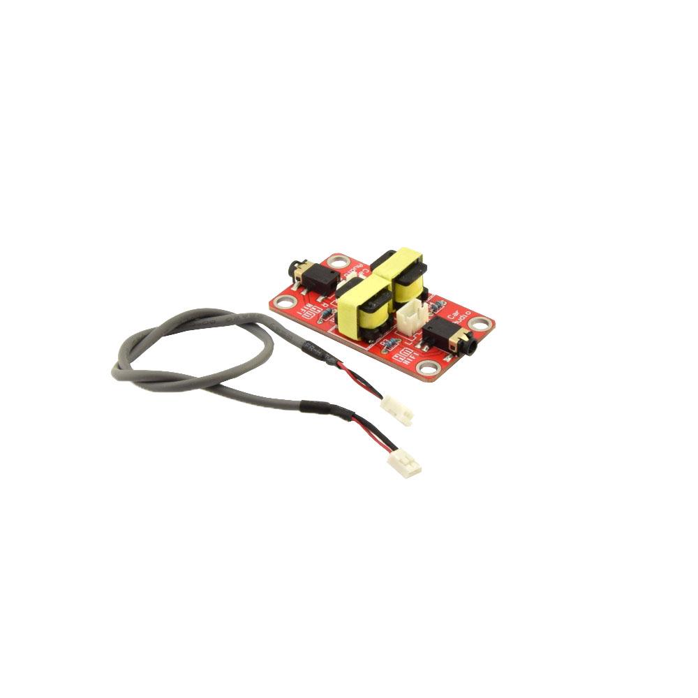 Audio Isolator Module met Kabel