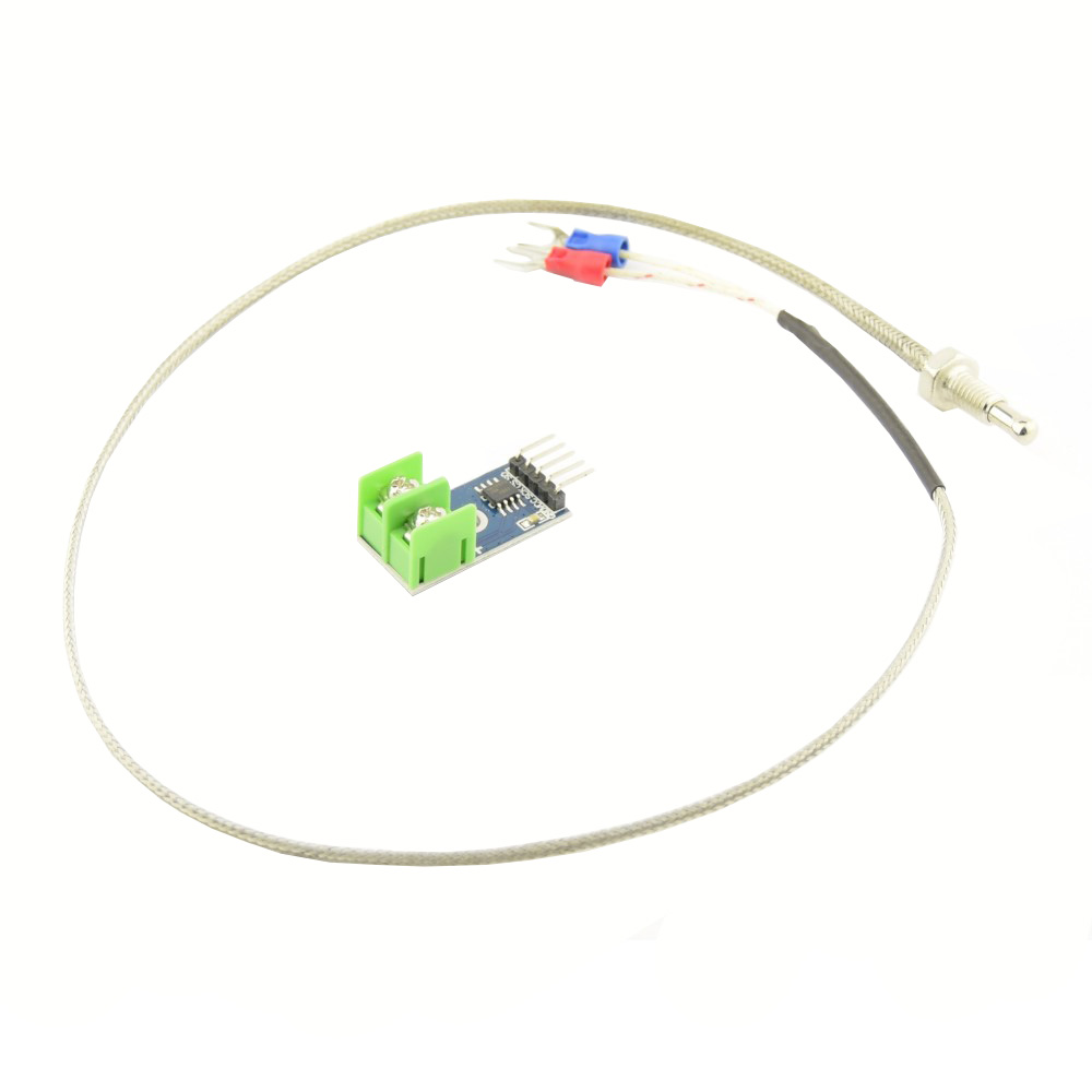 MAX6675 Thermokoppel Module met Thermokoppel - 0-600 Graden