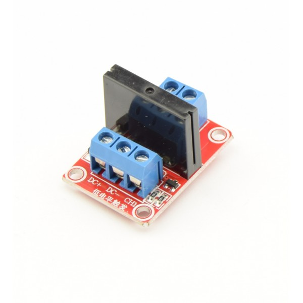 5V Solid State Relay 1-channel low-active - 2A