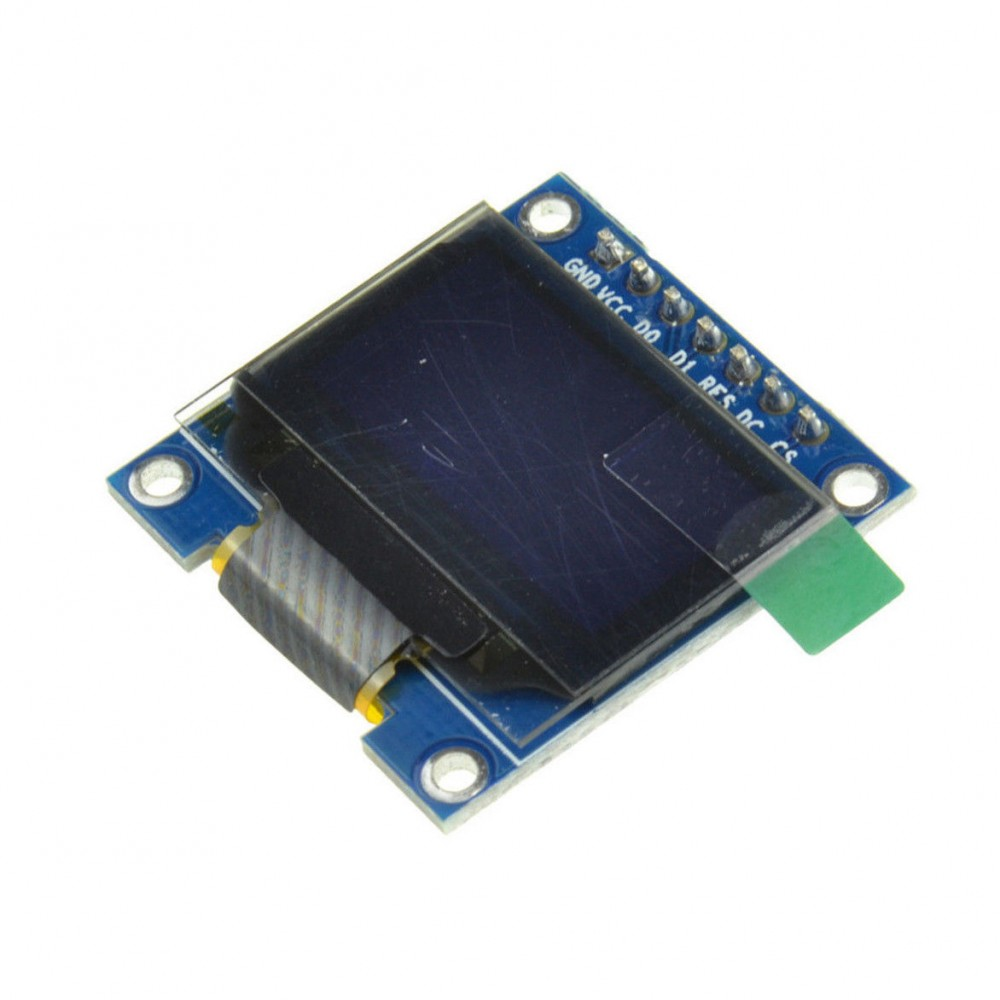 0 96 inch OLED Display 128*64 pixels blue - 0 96OLEDBLUE