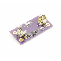 LilyPad AAA Battery Holder - Step-up Converter