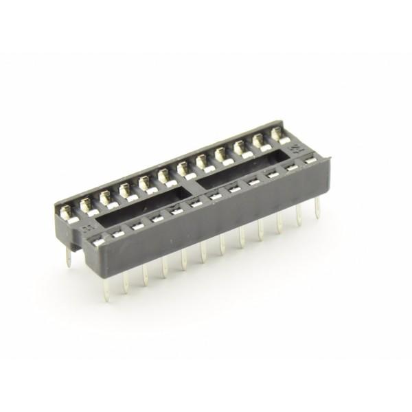 24 Pin IC socket